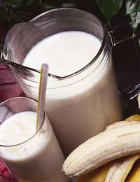 Shake Smoothie Fruit Nutritious Milk